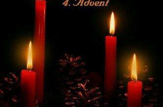 grüße zum 4. advent