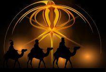 Heilige drei könige feiertag
