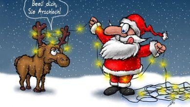 Lustige bilder weihnachten