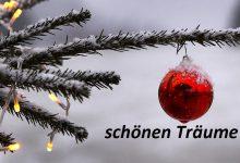 schönen Träume Weihnachten 220x150 - Schönen Träume