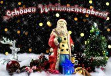 schönen weihnachtsabend bilder
