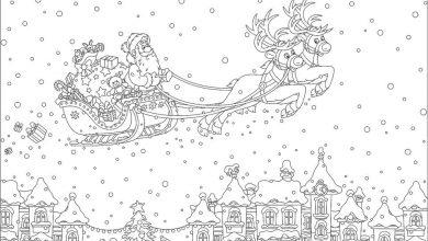 weihnachtsbilder zum ausdrucken