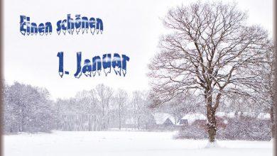 schönen 1 januar bilder