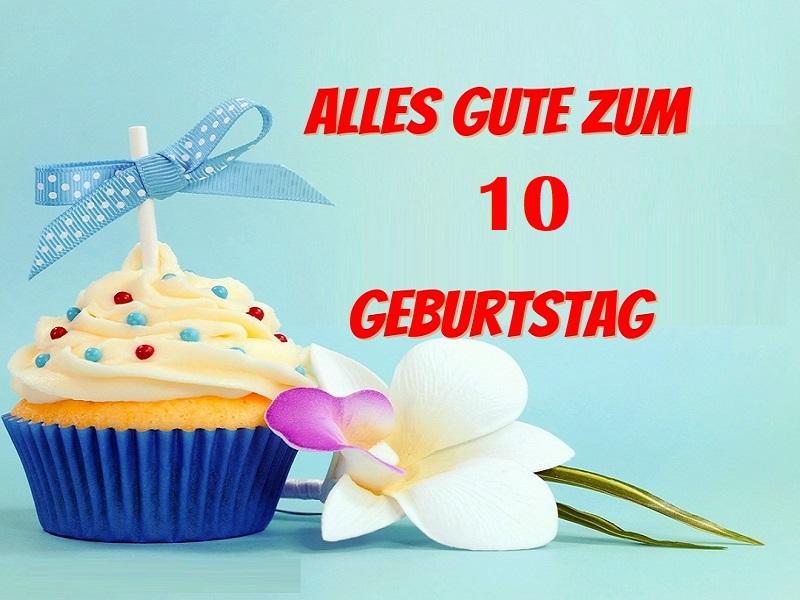 Alles Gute Zum 10 Geburtstag  - Alles Gute Zum 10 Geburtstag