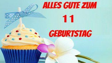 Alles Gute Zum 11 Geburtstag  390x220 - Alles Gute Zum 11 Geburtstag