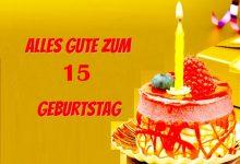 Alles Gute Zum 15 Geburtstag  220x150 - Alles Gute Zum 15 Geburtstag