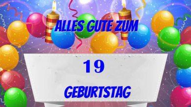 Alles Gute Zum 19 Geburtstag  390x220 - Alles Gute Zum 19 Geburtstag