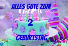 Alles Gute Zum 2 Geburtstag  220x150 - Alles Gute Zum 2 Geburtstag