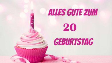 Alles Gute Zum 20 Geburtstag 390x220 - Alles Gute Zum 20 Geburtstag