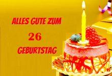 Alles Gute Zum 26 Geburtstag  220x150 - Alles Gute Zum 26 Geburtstag
