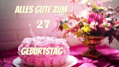 Alles Gute Zum 27 Geburtstag 390x220 - Alles Gute Zum 27 Geburtstag