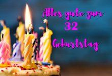Alles Gute Zum 32 Geburtstag 220x150 - Alles Gute Zum 32 Geburtstag