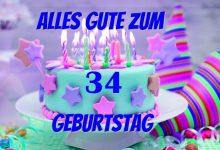 Alles Gute Zum 34 Geburtstag  220x150 - Alles Gute Zum 34 Geburtstag