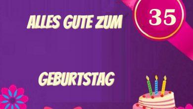 Alles Gute Zum 35 Geburtstag  390x220 - Alles Gute Zum 35 Geburtstag