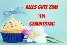 Alles Gute Zum 38 Geburtstag 220x150 - Alles Gute Zum 38 Geburtstag