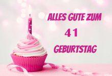 Alles Gute Zum 41 Geburtstag  220x150 - Alles Gute Zum 41 Geburtstag
