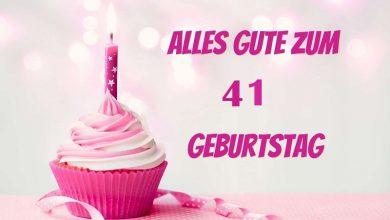 Alles Gute Zum 41 Geburtstag  390x220 - Alles Gute Zum 41 Geburtstag