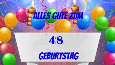 Alles Gute Zum 48 Geburtstag  390x220 - Alles Gute Zum 48 Geburtstag