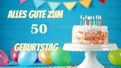 Alles Gute Zum 50 Geburtstag  390x220 - Alles Gute Zum 50 Geburtstag