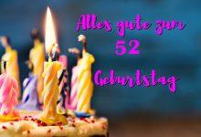 Alles Gute Zum 52 Geburtstag  220x150 - Alles Gute Zum 52 Geburtstag