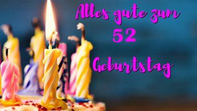 Alles Gute Zum 52 Geburtstag 390x220 - Alles Gute Zum 52 Geburtstag