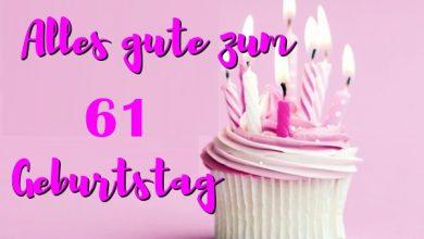 Alles Gute Zum 61 Geburtstag  390x220 - Alles Gute Zum 61 Geburtstag