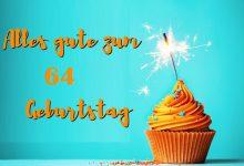 Alles Gute Zum 64 Geburtstag  220x150 - Alles Gute Zum 64 Geburtstag
