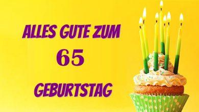 Alles Gute Zum 65 Geburtstag  390x220 - Alles Gute Zum 65 Geburtstag