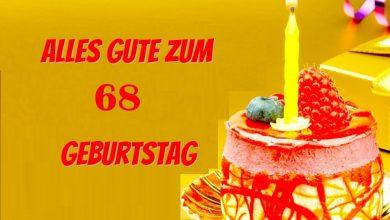 Alles Gute Zum 68 Geburtstag  390x220 - Alles Gute Zum 68 Geburtstag