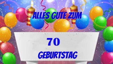 Alles Gute Zum 70 Geburtstag  390x220 - Alles Gute Zum 70 Geburtstag