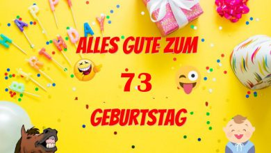 Alles Gute Zum 73 Geburtstag  390x220 - Alles Gute Zum 73 Geburtstag
