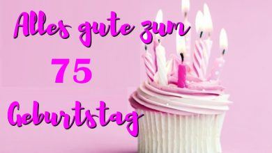 Alles Gute Zum 75 Geburtstag  390x220 - Alles Gute Zum 75 Geburtstag