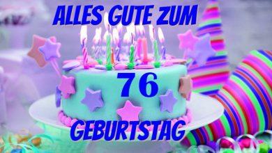 Alles Gute Zum 76 Geburtstag 390x220 - Alles Gute Zum 76 Geburtstag