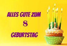 Alles Gute Zum 8 Geburtstag  220x150 - Alles Gute Zum 8 Geburtstag