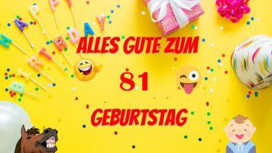 Alles Gute Zum 81 Geburtstag 390x220 - Alles Gute Zum 81 Geburtstag