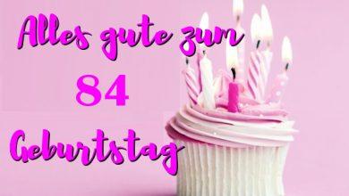 Alles Gute Zum 84 Geburtstag 390x220 - Alles Gute Zum 84 Geburtstag