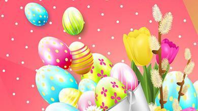 Frohe Ostern Grüße Für Facebook 390x220 - Frohe Ostern Grüße Für Facebook