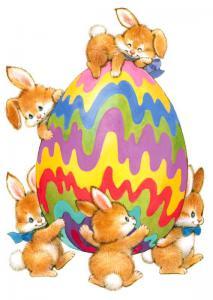 Ich Wünsche Euch Allen Frohe Ostern