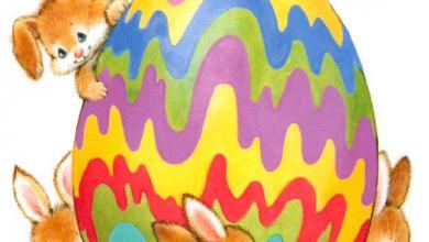 Frohe Ostern Wünsche Ich Euch Allen 390x220 - Frohe Ostern Wünsche Ich Euch Allen