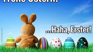 Frohe Ostern Wunsch 390x220 - Frohe Ostern Wunsch