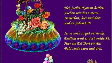 Ostersprüche Bilder 390x220 - Ostersprüche Bilder