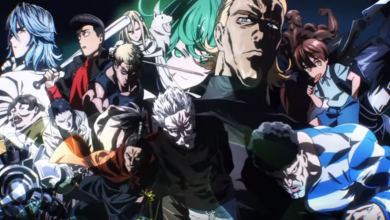 op 390x220 - One Punch Man - Official Opening