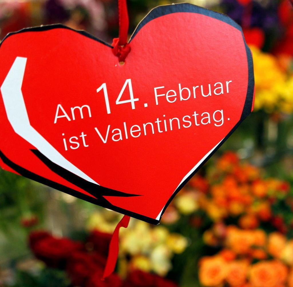 valentinstag gruß - Valentinstag gruß
