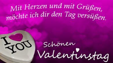 Grusse Zum Valentinstag Bilder Und Spruche Fur Whatsapp Und