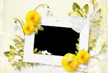 Blumen Fotorahmen 220x150 - Blumen Fotorahmen