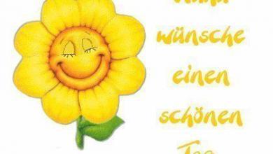 Ein Schönen Tag Wünsche Ich Dir 390x220 - Ein Schönen Tag Wünsche Ich Dir