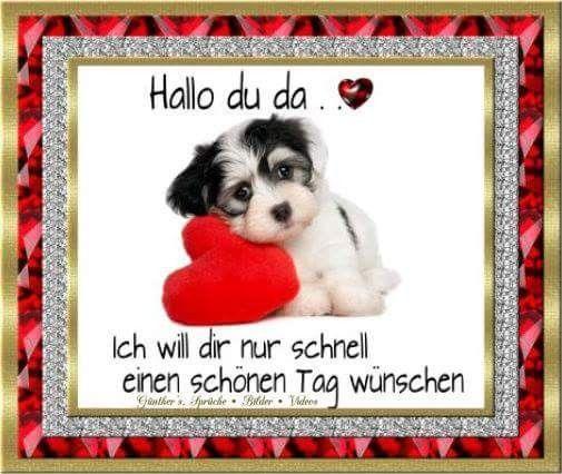 Ich Wünsche Euch Einen Schönen Tag - Ich Wünsche Euch Einen Schönen Tag
