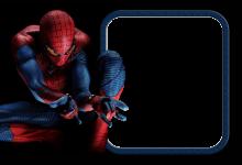 Fotorahmen Spiderman