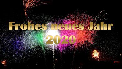 frohes neues jahr 2020 für facebook