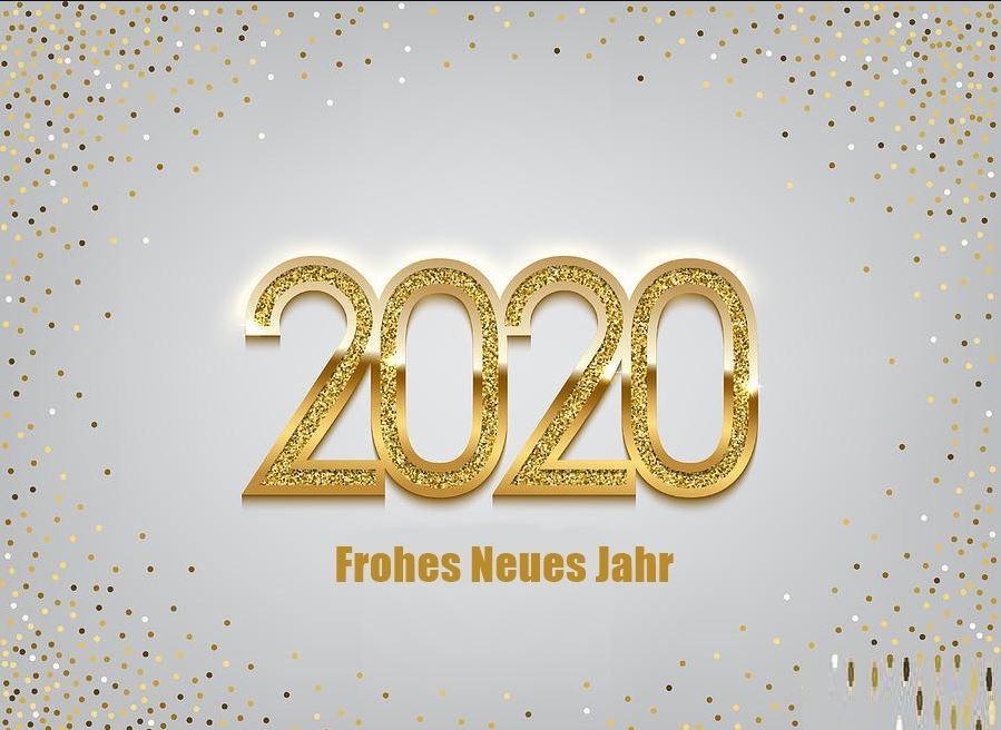 frohes neues jahr 2020 sprüche